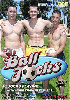 Ball Jocks San Diego Boy