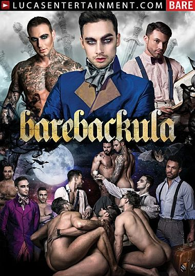 Barebackula Lucas Entertainment