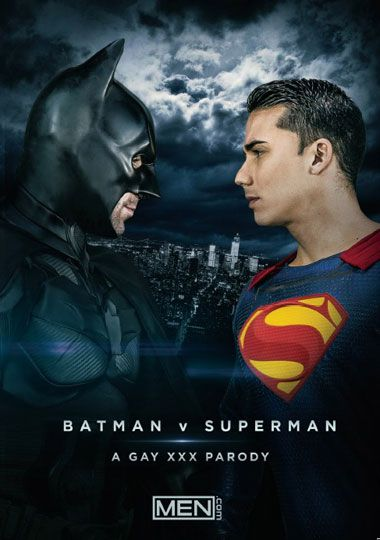 Batman v. Superman Gay XXX Parody