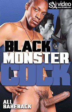 Black Monster Cock by SX Video