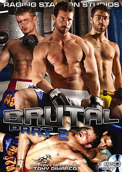 Brutal Part 2 Raging Stallion