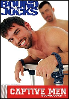 Bound Jocks Captive Men