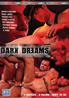UK Naked Men Dark Dreams