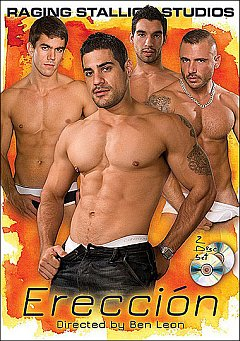 Ereccion Raging Stallion