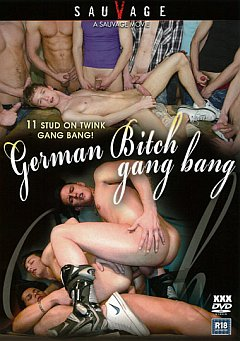 German Bitch Gang Bang