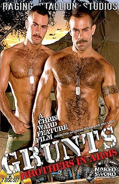 Raging Stallion Grunts