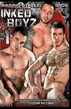 'Inked Boyz 1' by Raging Stallion