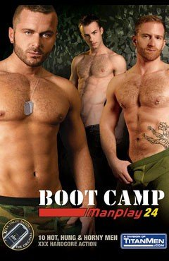 Manplay 24: Boot Camp