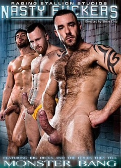 Nasty Fuckers Raging Stallion