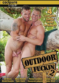 Outdoor Fuckin' 2 Cocksure Men
