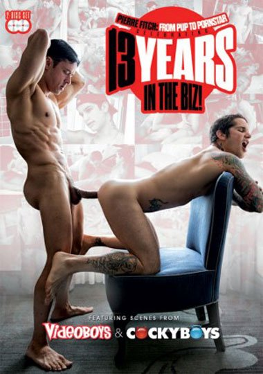 Pierre Fitch from Pup to Pornstar