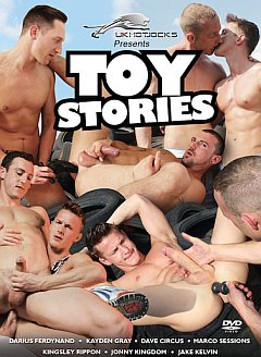 Toy Stories UK Hot Jocks