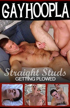 Straight Studs Getting Plowed