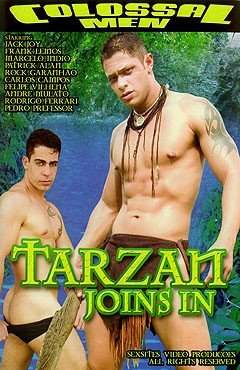 Tarzan Joins In by Colossal Men